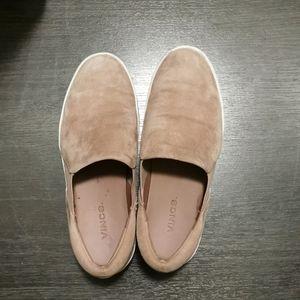 Vince platform loafer Pink Suede US 5 Women